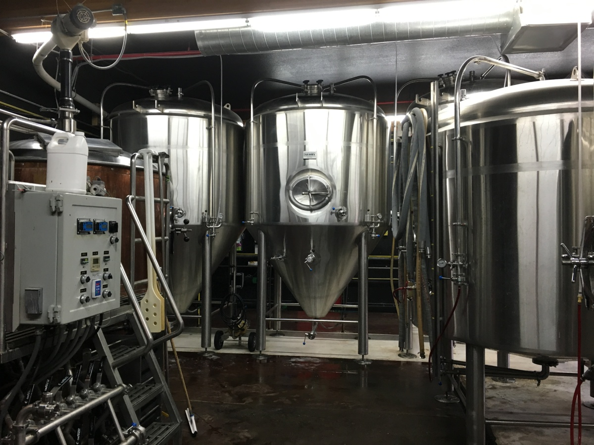 New Glory Brewing Equipment