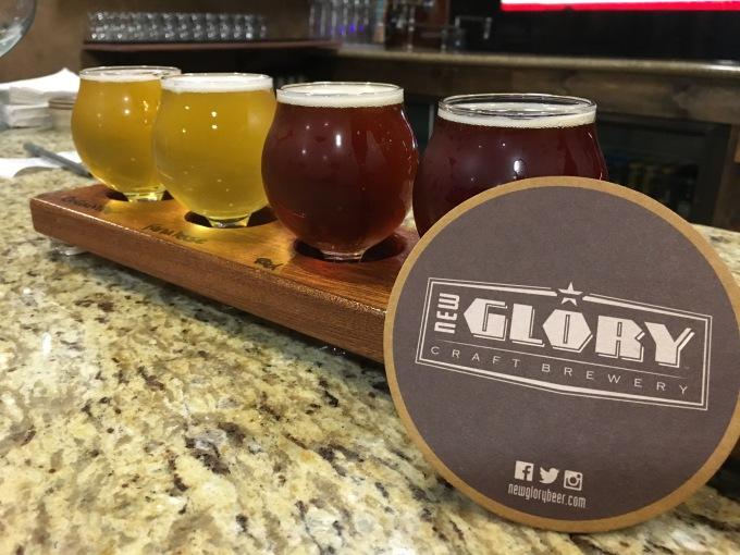 New Glory Beer