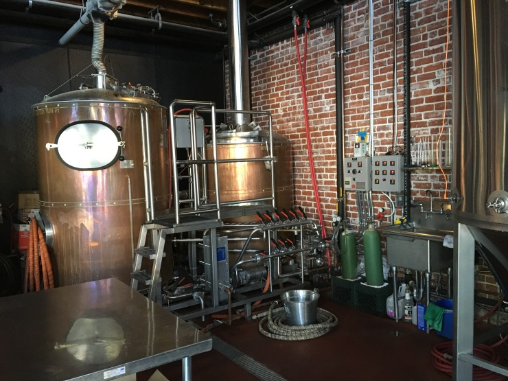Oak Park Brewing System