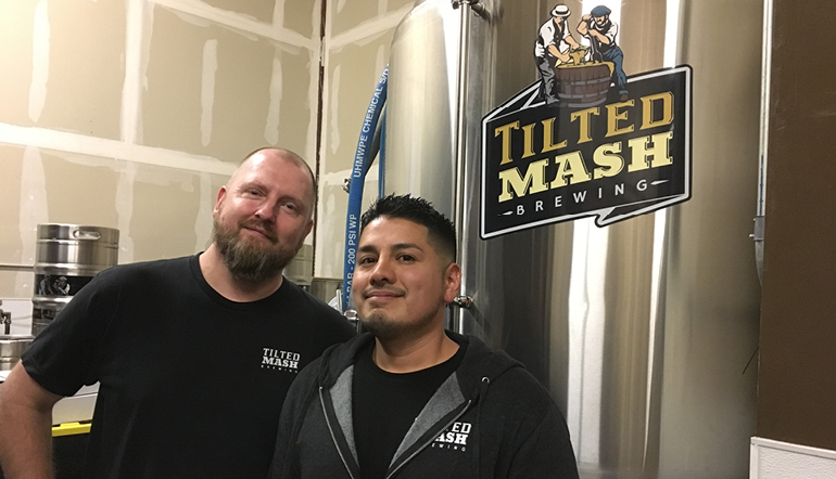 Tilted Mash- Small Brewery, Big Plans – Sacramento Beer: A