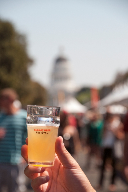 beer and the state capitol