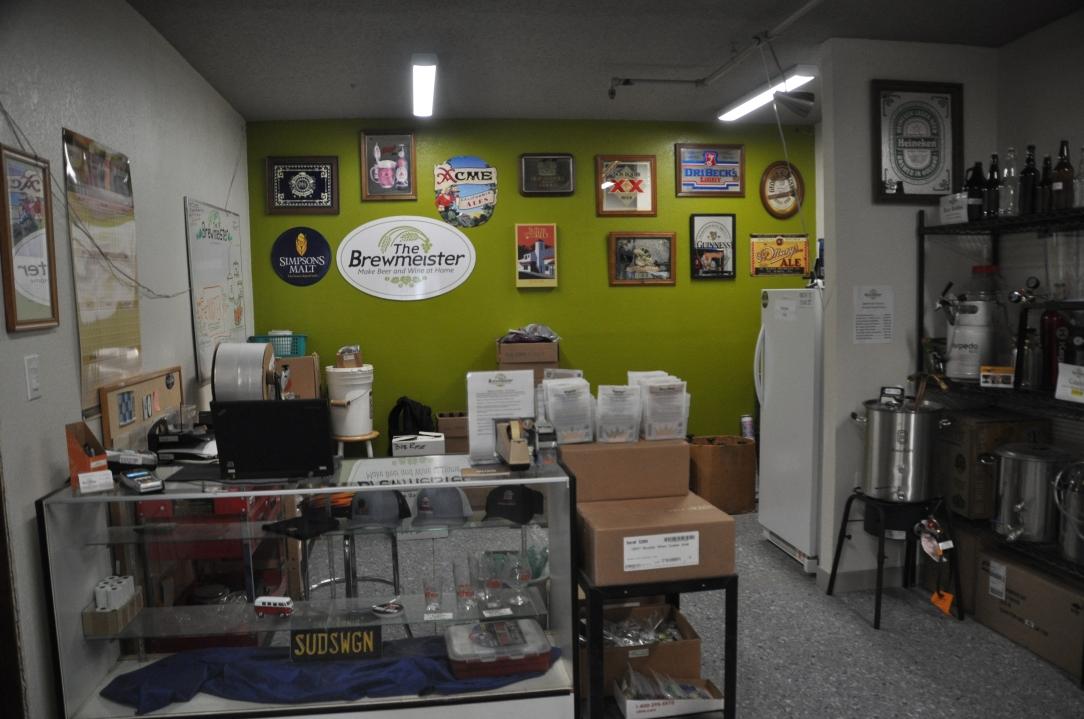 Brewmeister Interior