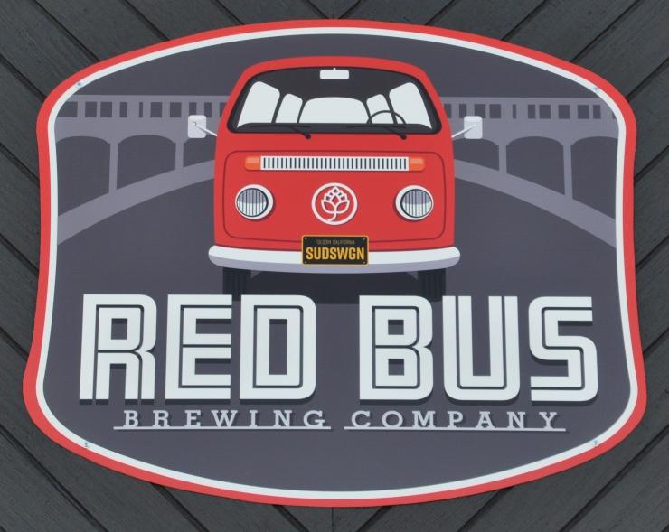 Red Bus Brewing logo