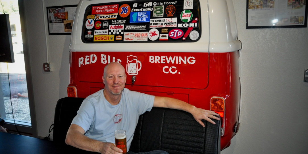 Eric Schmid Red Bus Brewing