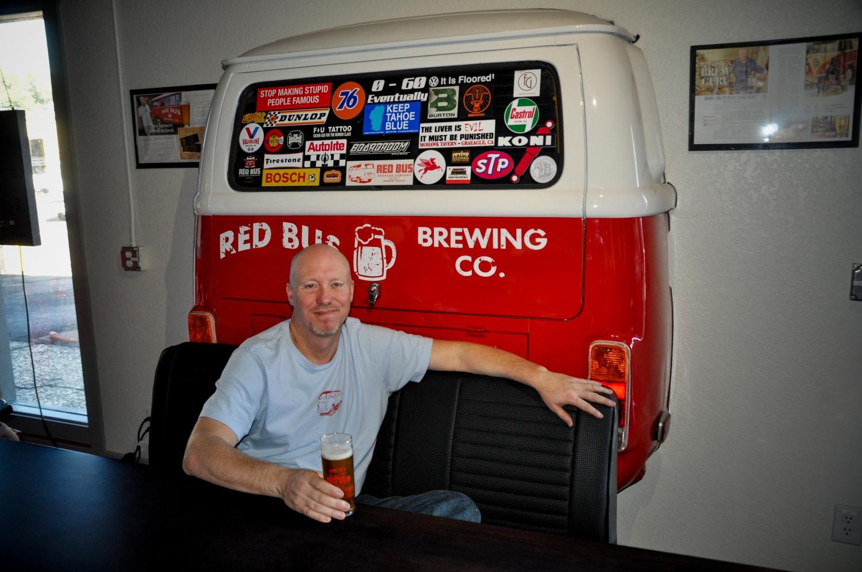 Eric Schmid Red Bus Brewing