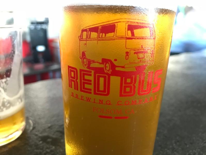 Red Bus Pilsner