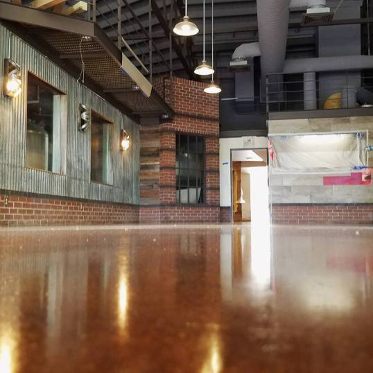 After: The new look inside Alaro Photo Courtesy: @alarobrewing