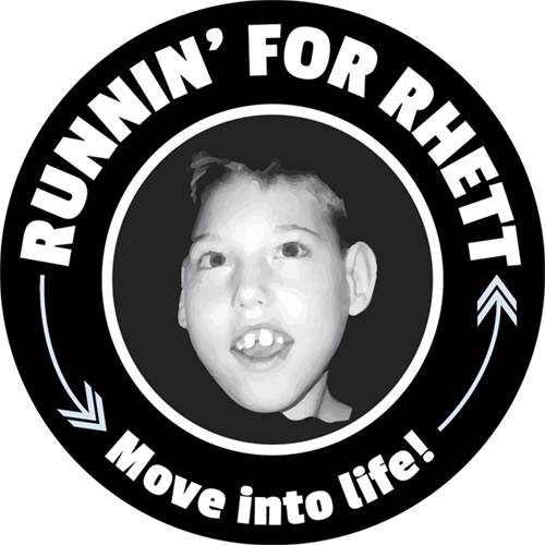 Runnin' for Rhett logo